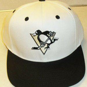 Pittsburgh Penguins Reebok snapback hat New Nhl